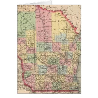 Wisconsin 7 tarjeta