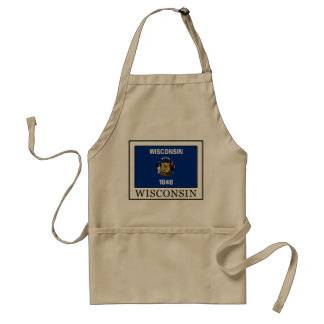 Wisconsin Adult Apron
