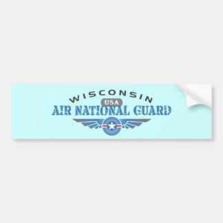 Wisconsin Air National Guard Bumper Sticker