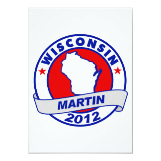 Wisconsin Andy Martin Card