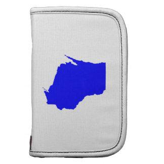Wisconsin azul planificadores