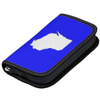 Wisconsin azul y blanco planificador