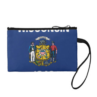 WISCONSIN COIN PURSE