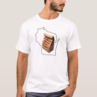 Wisconsin Bag-o-crap T-Shirt