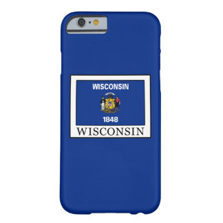 Wisconsin Barely There iPhone 6 Case