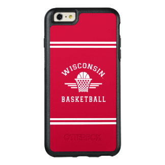 Wisconsin | Basketball OtterBox iPhone 6/6s Plus Case