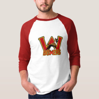 Wisconsin Boxers T-Shirt
