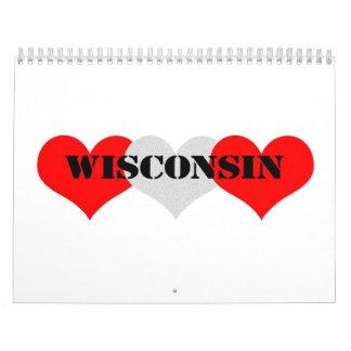 Wisconsin Wall Calendars