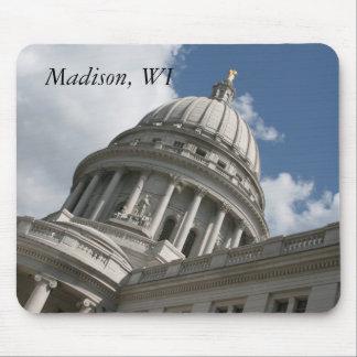 Wisconsin Capitol Mousepad