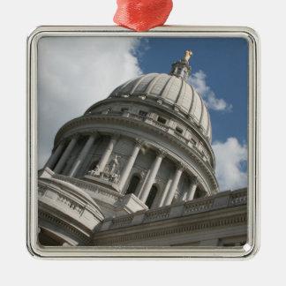 Wisconsin Capitol Ornament