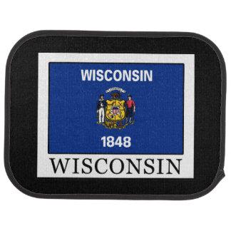 Wisconsin Car Floor Mat