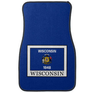 Wisconsin Car Mat