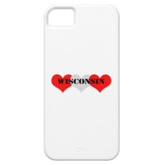 Wisconsin iPhone 5 Case