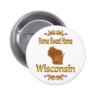Wisconsin casero dulce casero pins