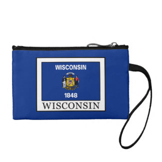 Wisconsin Change Purse