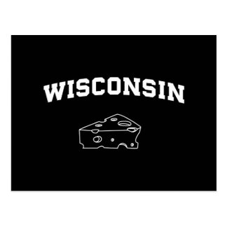 Wisconsin Cheese Postcard