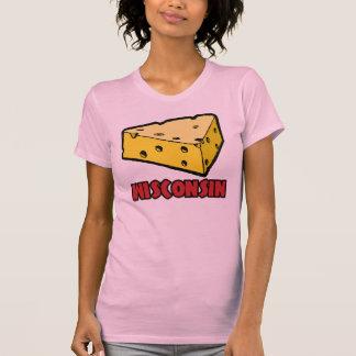 Wisconsin Cheese Women's Hanes ComfortSoft T-Shirt