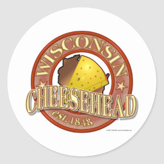 Wisconsin Cheesehead Seal