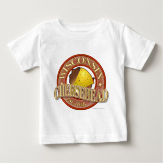 Wisconsin Cheesehead Seal Baby T-Shirt