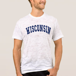 Wisconsin College T-Shirt
