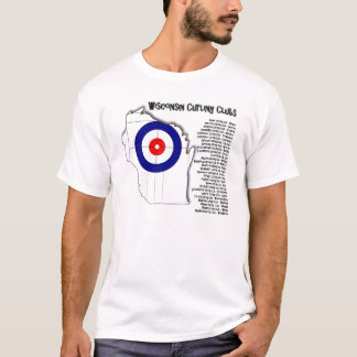 Wisconsin Curling T-Shirt