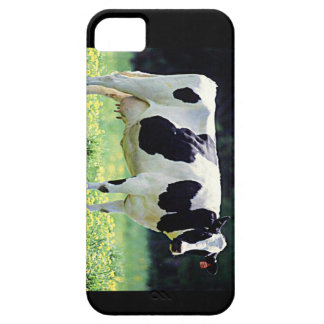 Wisconsin Dairy Cow iPhone SE/5/5s Case