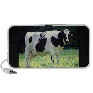 Wisconsin Dairy Cow Notebook Speakers