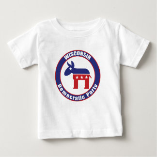 Wisconsin Democratic Party T Shirt