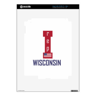 Wisconsin design skins for the iPad 2