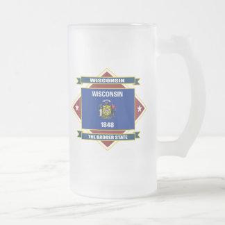 Wisconsin Diamond Coffee Mug