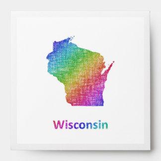 Wisconsin Envelope