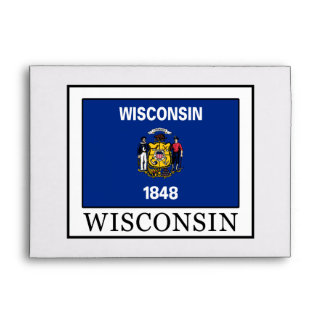 Wisconsin Envelope