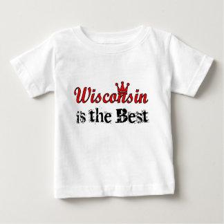 Wisconsin es la mejor camiseta