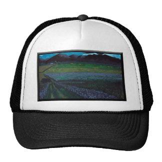 Wisconsin Fields Trucker Hats
