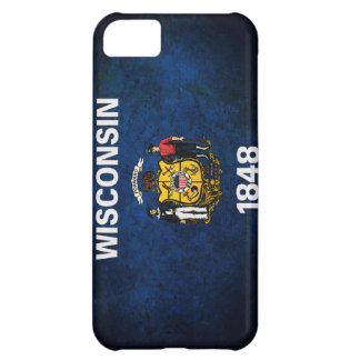Wisconsin Flag Case For iPhone 5C