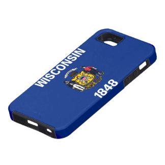 Wisconsin Flag iPhone 5 Case