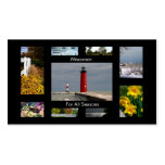 Wisconsin For All Seasons Double-Sided Standard Business Cards (Pack Of 100)
