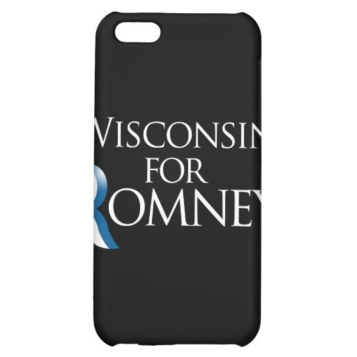 Wisconsin for Romney -.png iPhone 5C Cover
