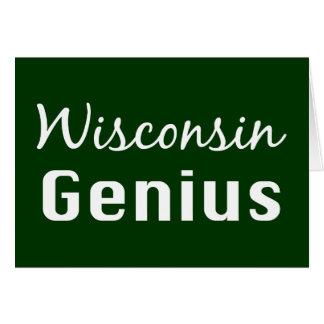 Wisconsin Genius Gifts Card