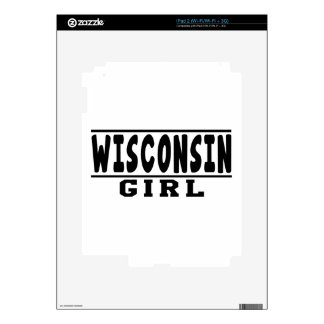 Wisconsin girl designs decal for the iPad 2