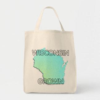 Wisconsin Grown Tote Bag
