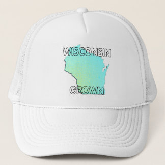 Wisconsin Grown Trucker Hat