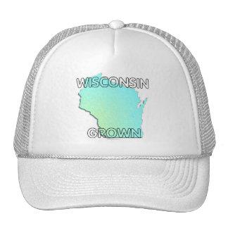 Wisconsin Grown Trucker Hat