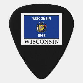 Wisconsin Guitar Pick