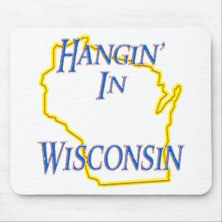 Wisconsin - Hangin Tapetes De Ratones