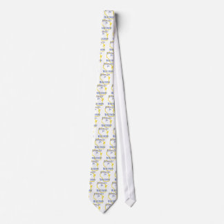 Wisconsin - Hanging Out Tie