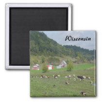Wisconsin Hills Magnet