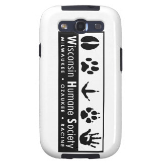 Wisconsin Humane Society Logo Samsung Galaxy SIII Covers