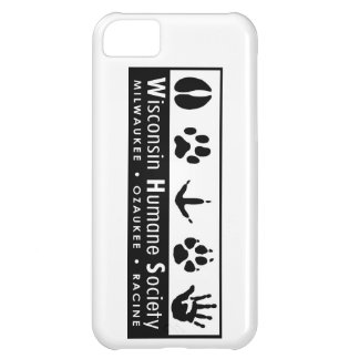 Wisconsin Humane Society Logo Case For iPhone 5C