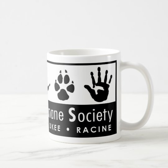 Wisconsin Humane Society Logo Coffee Mug